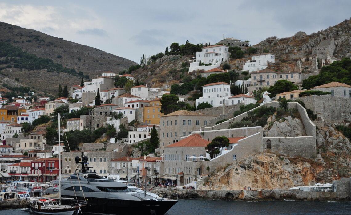 Путешествия / Греция / Идра