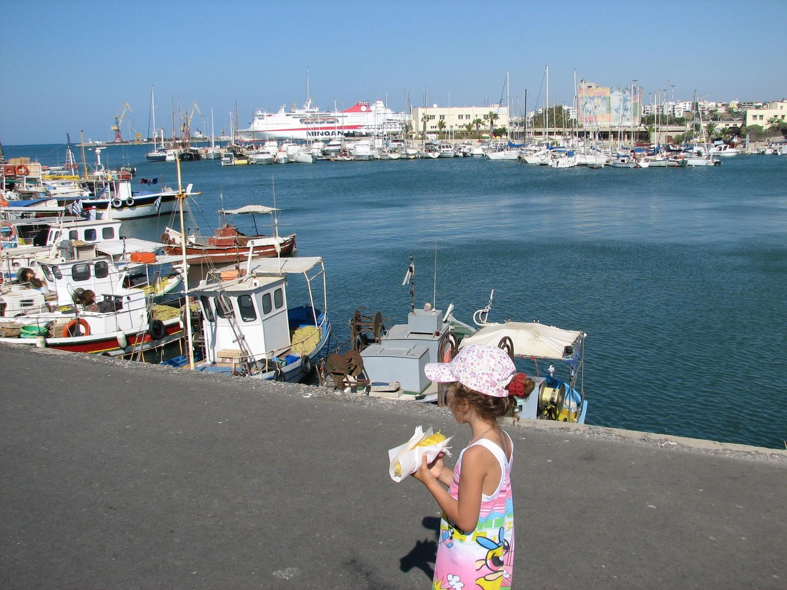 Путешествия / Греция / Крит / Ираклион