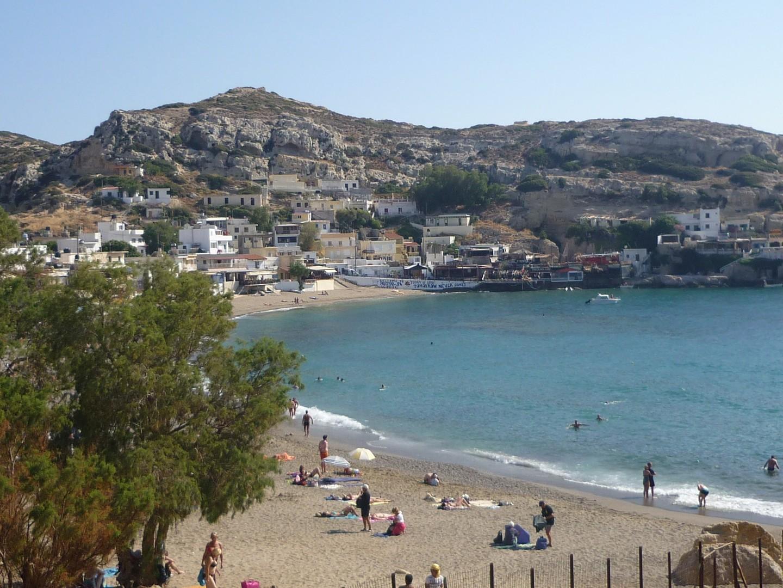 Путешествия / Греция / Крит / Матала