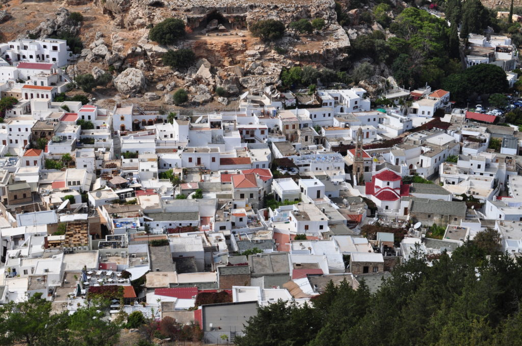 Остров Родос. Как упал бог Солнца 3