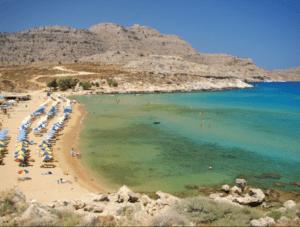 Путешествия / Греция / Родос / пляжи