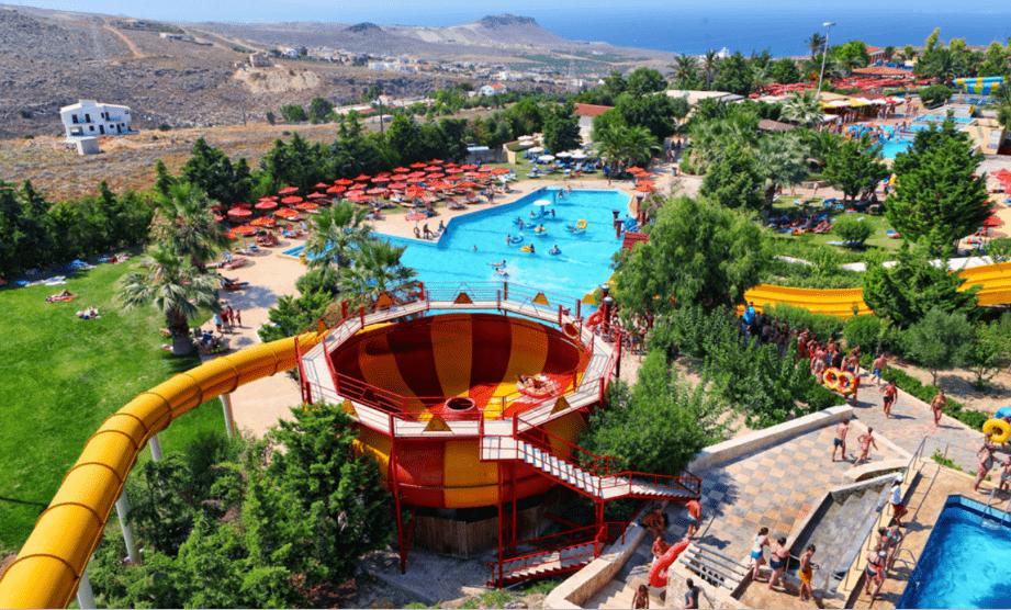 Путешествия / Греция / Крит / аквапарк