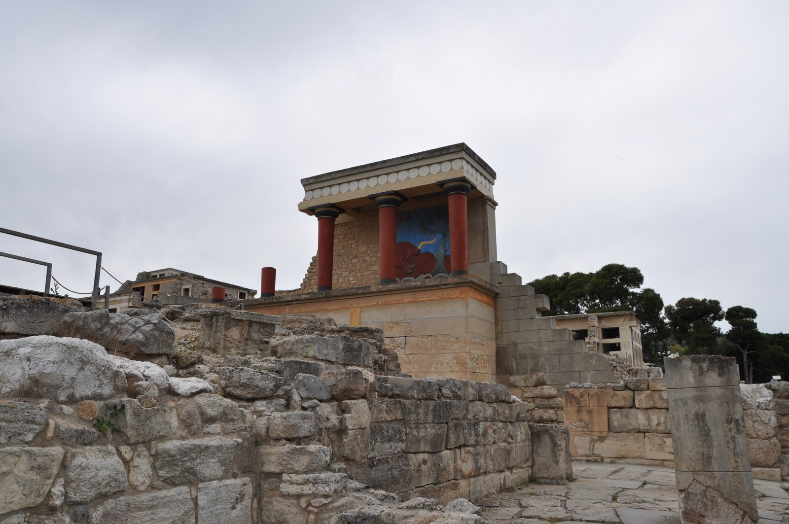 Путешествия / Греция / Крит / Кноссос