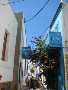 Греция / Нисирос / улица 3