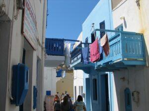 Греция / Нисирос / улица 4