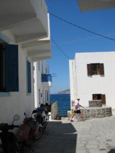 Греция / Нисирос / улица 13