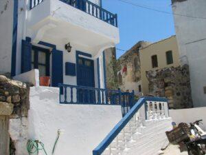 Греция / Нисирос / улица 14