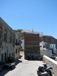 Греция / Нисирос / улица 16