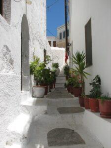 Греция / Нисирос / улица 20