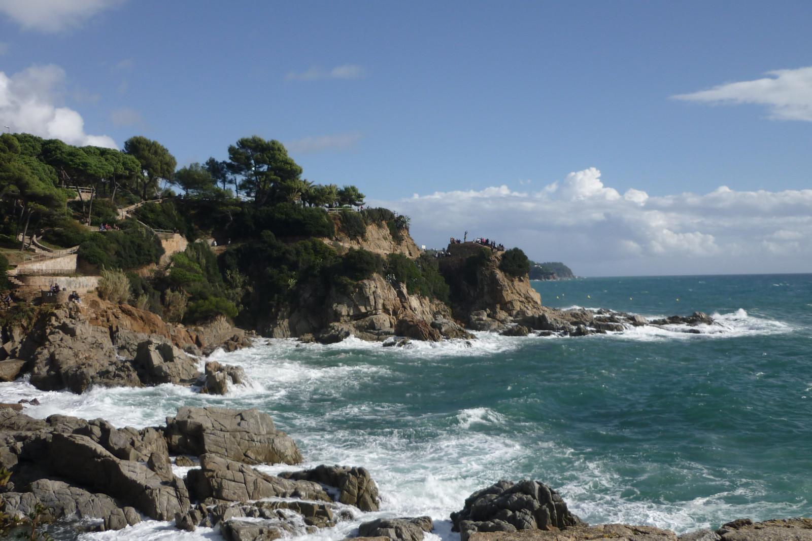 Испания. Ллорет-де-Мар 5