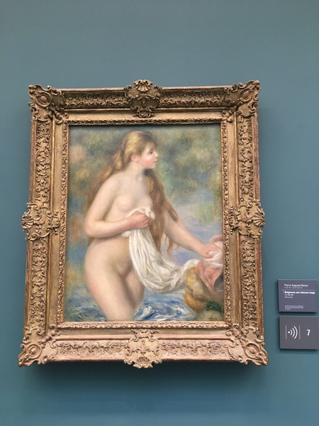 Париж. Музей Оранжери 4