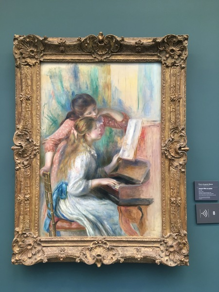 Париж. Музей Оранжери 5