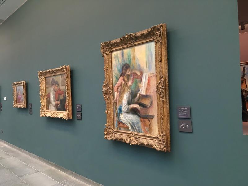 Париж. Музей Оранжери 1