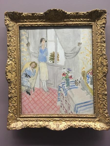 Париж. Музей Оранжери 13
