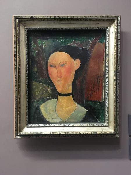 Париж. Музей Оранжери 16