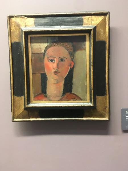 Париж. Музей Оранжери 17