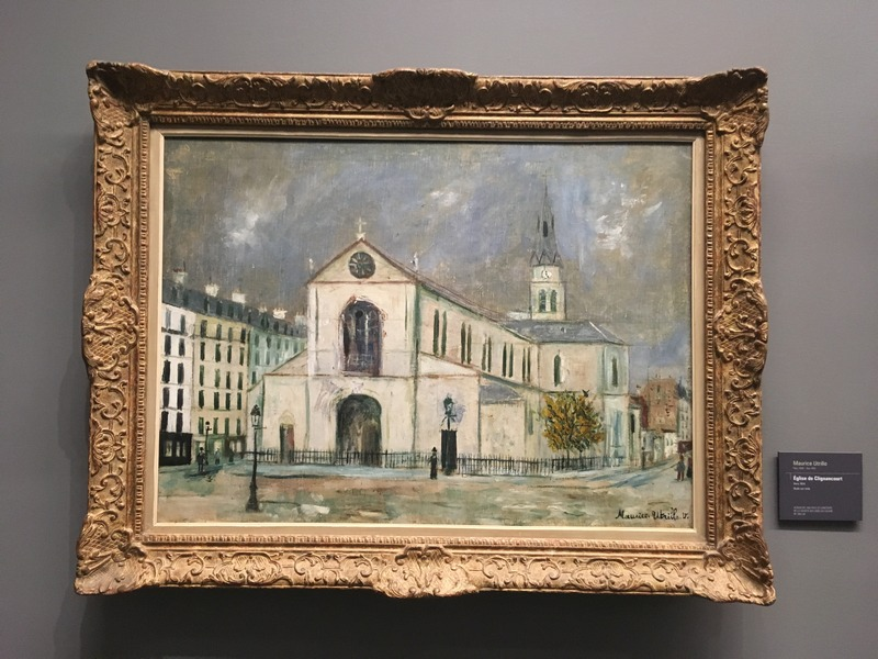 Париж. Музей Оранжери 19