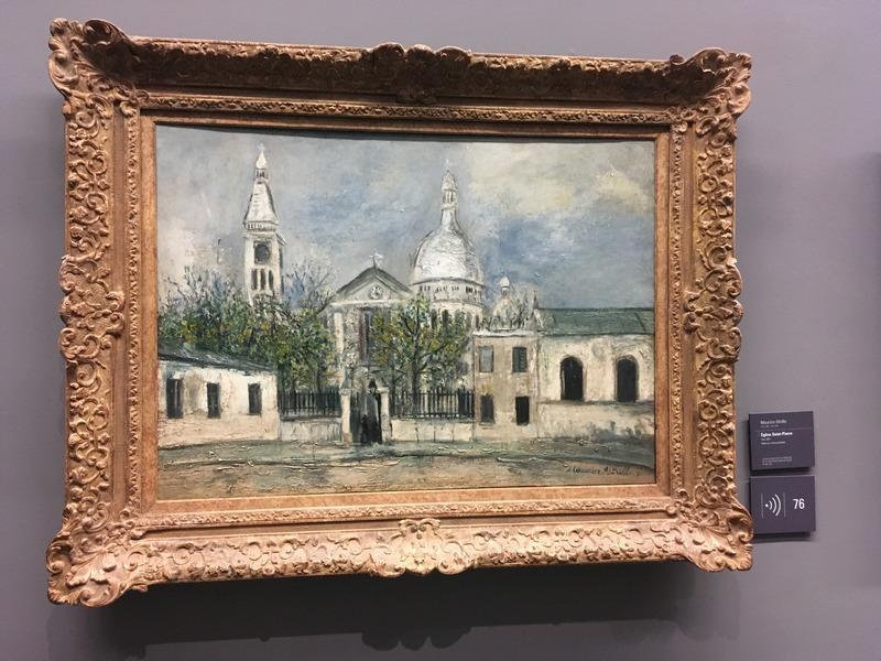 Париж. Музей Оранжери 22