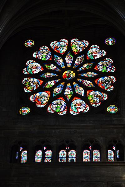 Париж. Церковь Сент-Эсташ 19
