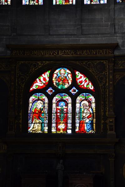 Париж. Церковь Сент-Эсташ 21