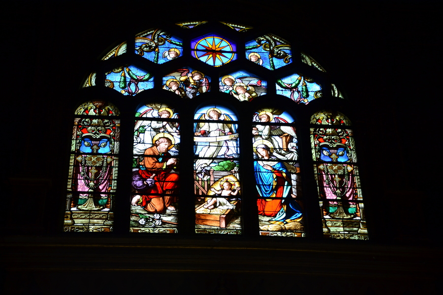 Париж. Церковь Сент-Эсташ 22