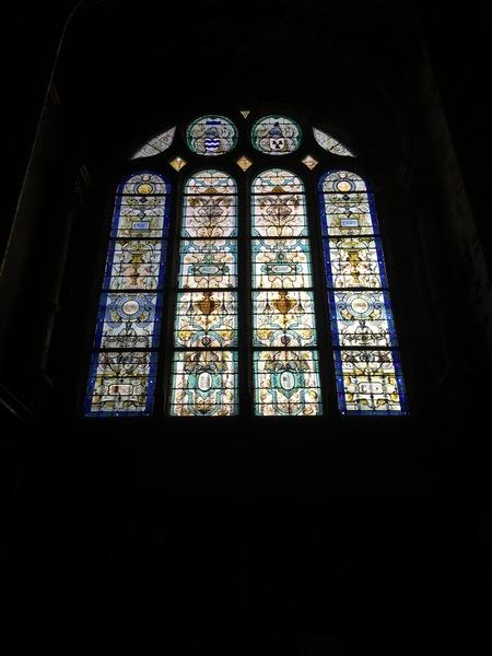 Париж. Церковь Сент-Эсташ 3