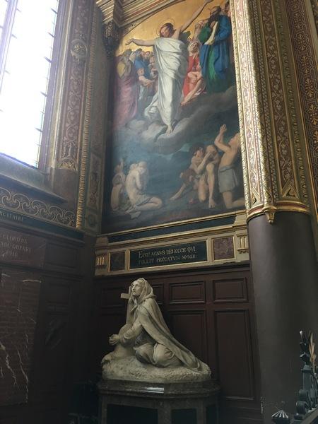Париж. Церковь Сент-Эсташ 13