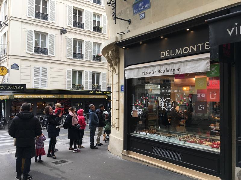 Париж. Прогулка по Монмартру 9