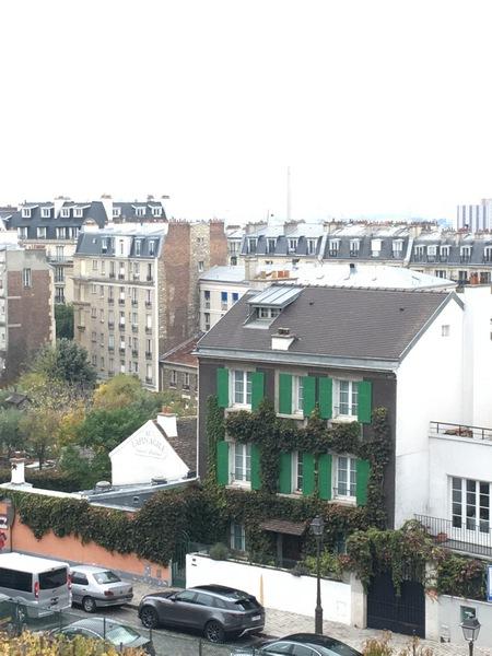 Париж. Прогулка по Монмартру 61