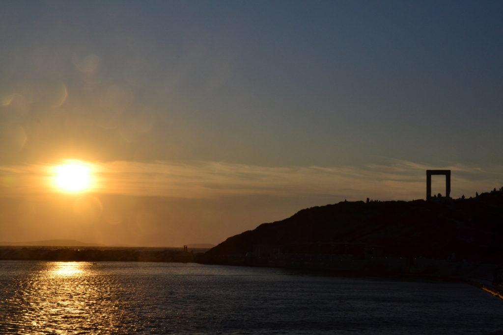 Наксос. История острова 8