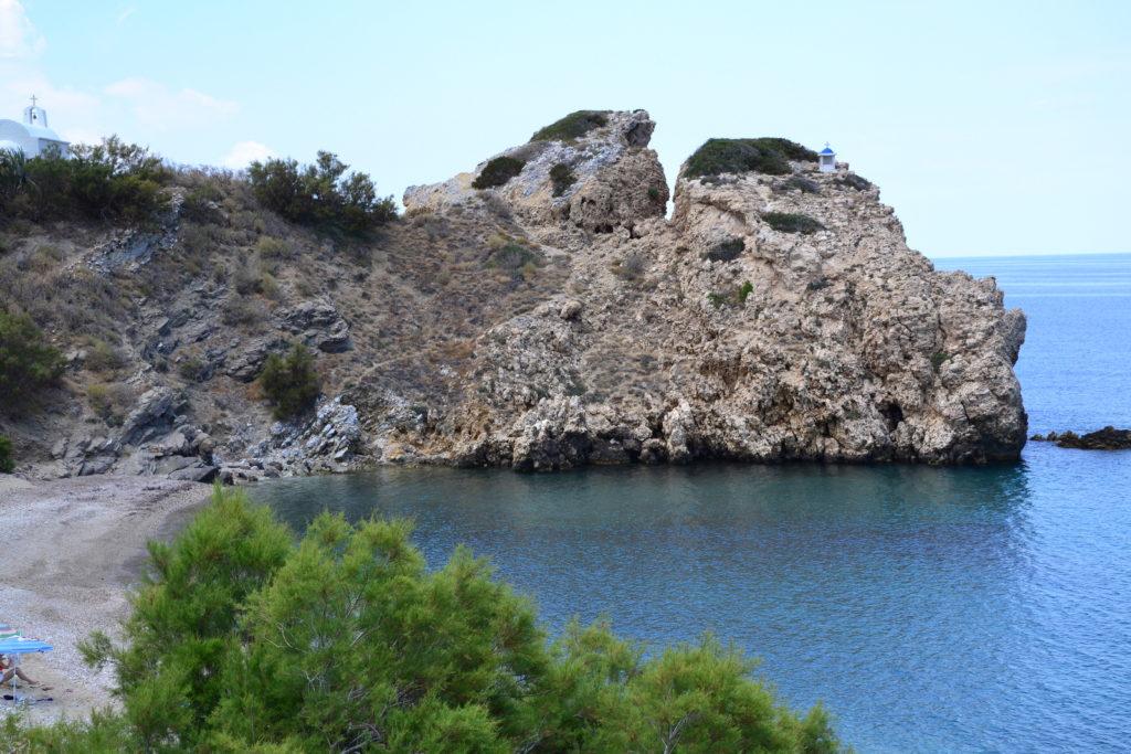 Наксос. География острова 2