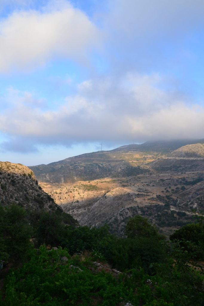 Наксос. География острова 6