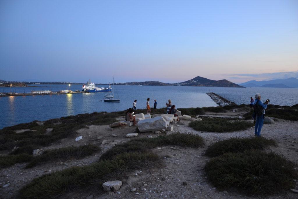Остров Наксос. Хора - жемчужина Киклад 6