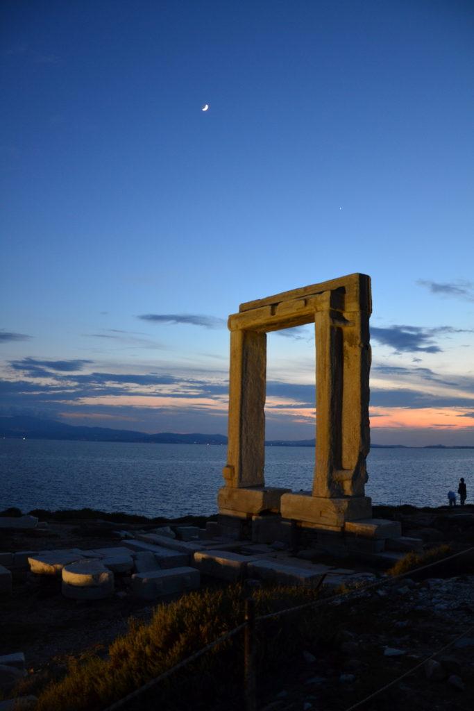 Остров Наксос. Хора - жемчужина Киклад 4