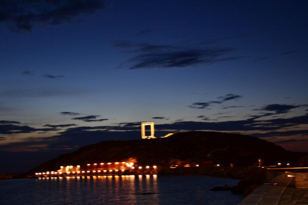 Остров Наксос. Хора - жемчужина Киклад 1