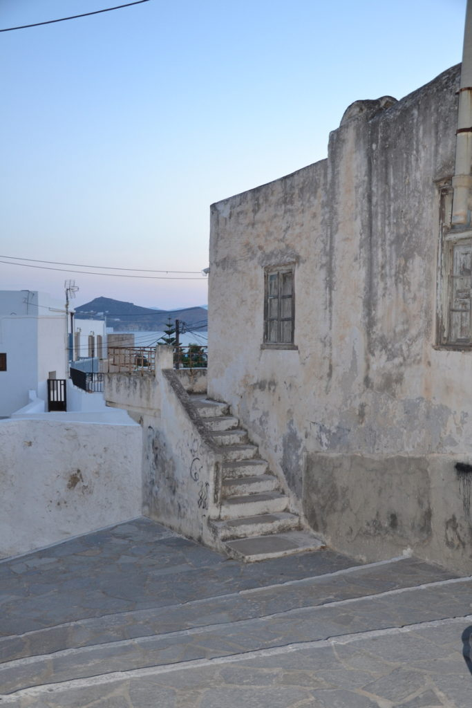 Остров Наксос. Хора - жемчужина Киклад 7