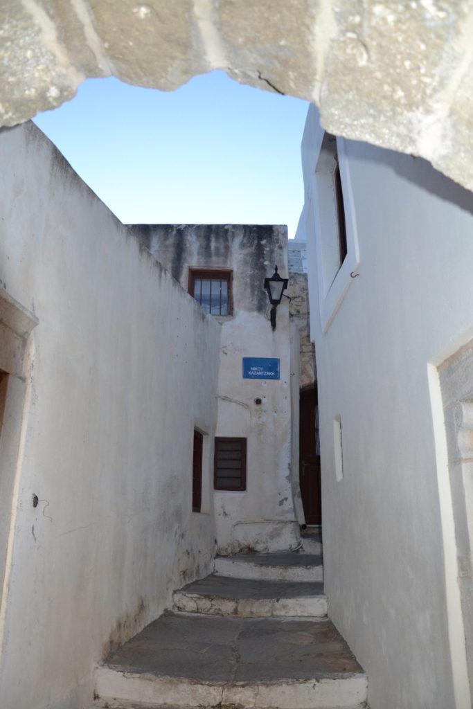 Остров Наксос. Хора - жемчужина Киклад 11