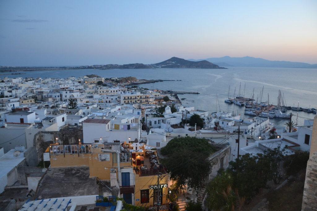 Остров Наксос. Хора - жемчужина Киклад 12