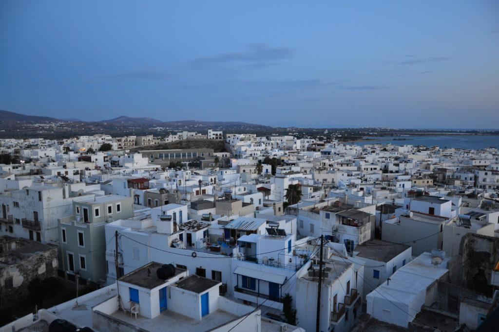 Остров Наксос. Хора - жемчужина Киклад 13