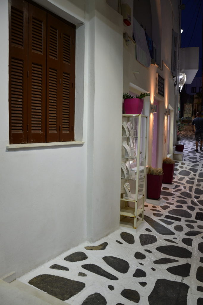 Остров Наксос. Хора - жемчужина Киклад 16