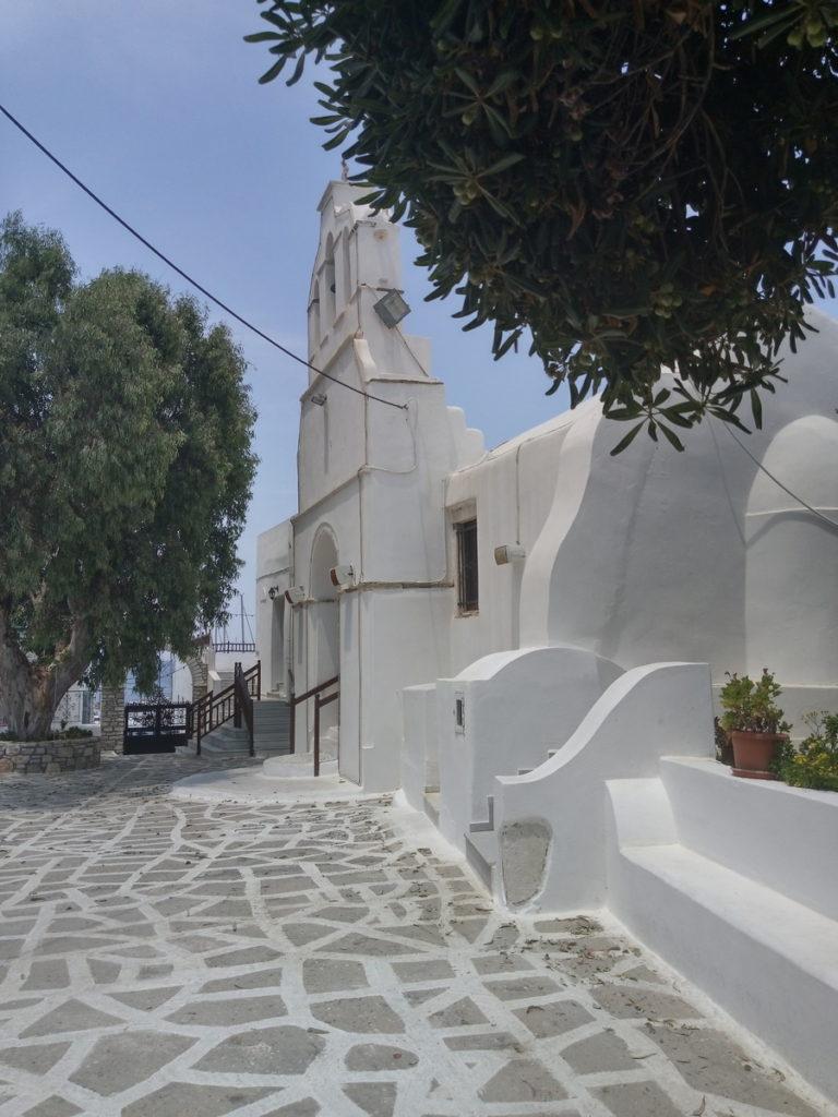 Остров Наксос. Хора - жемчужина Киклад 28