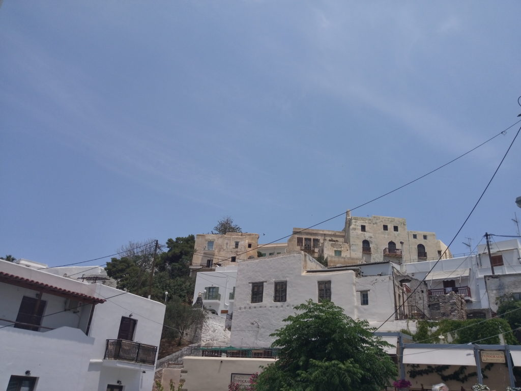 Остров Наксос. Хора - жемчужина Киклад 36