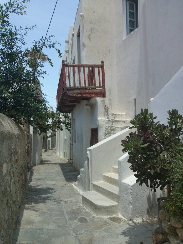 Остров Наксос. Хора - жемчужина Киклад 63