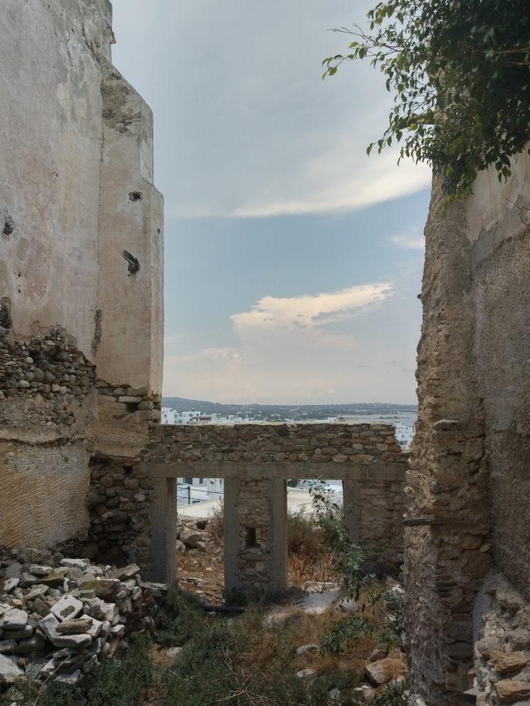 Остров Наксос. Хора - жемчужина Киклад 42