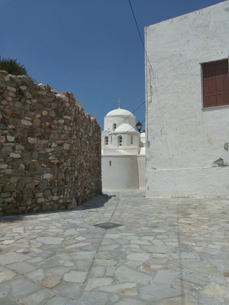 Остров Наксос. Хора - жемчужина Киклад 29