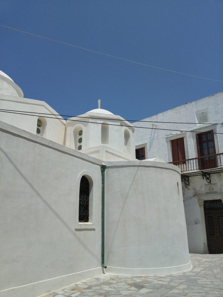 Остров Наксос. Хора - жемчужина Киклад 30
