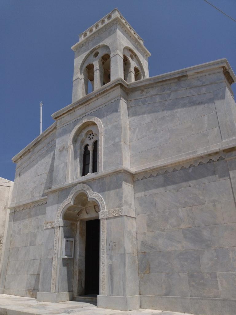 Остров Наксос. Хора - жемчужина Киклад 32