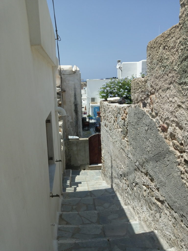 Остров Наксос. Хора - жемчужина Киклад 46