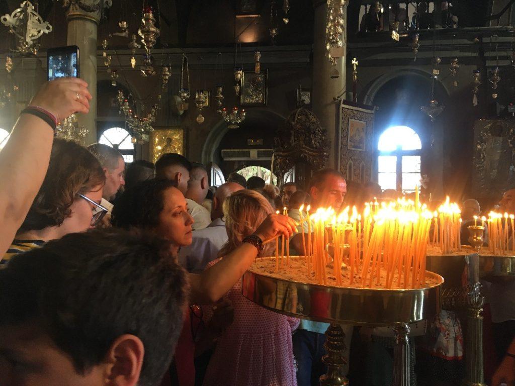 Два дня на острове Тинос. Празднование Успения Пресвятой Богородицы. 20
