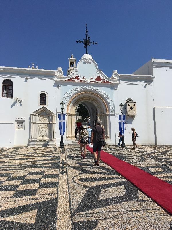 Два дня на острове Тинос. Празднование Успения Пресвятой Богородицы. 31